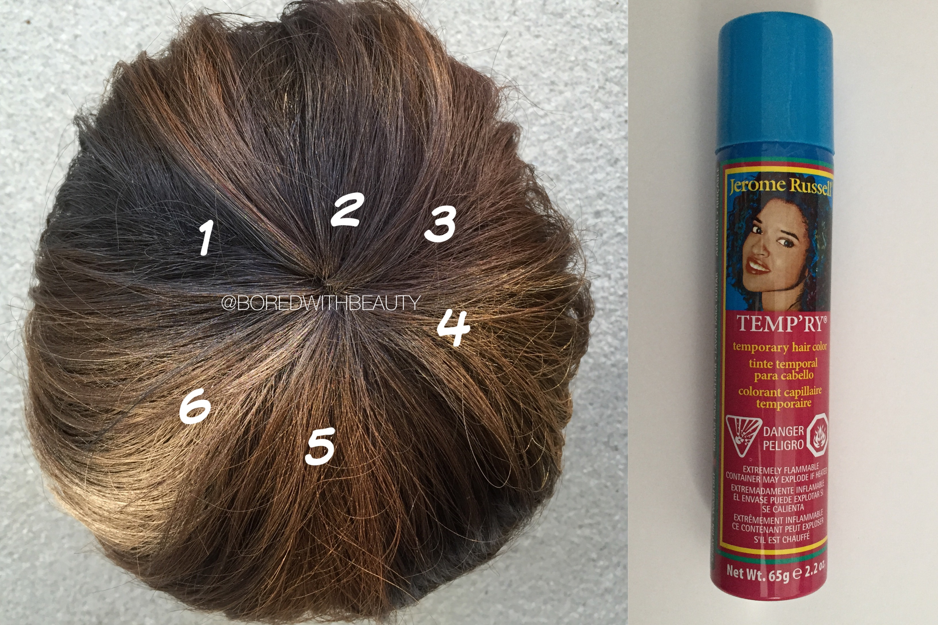 Innovative New Best Temporary Hair Color Guidelines Totaltravel